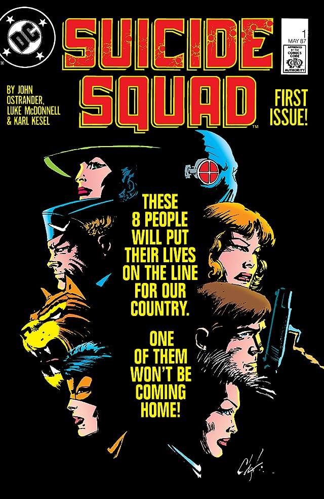 Suicide Squad (1987-1992) #1