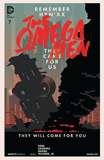 The Omega Men (2015-2016) #7