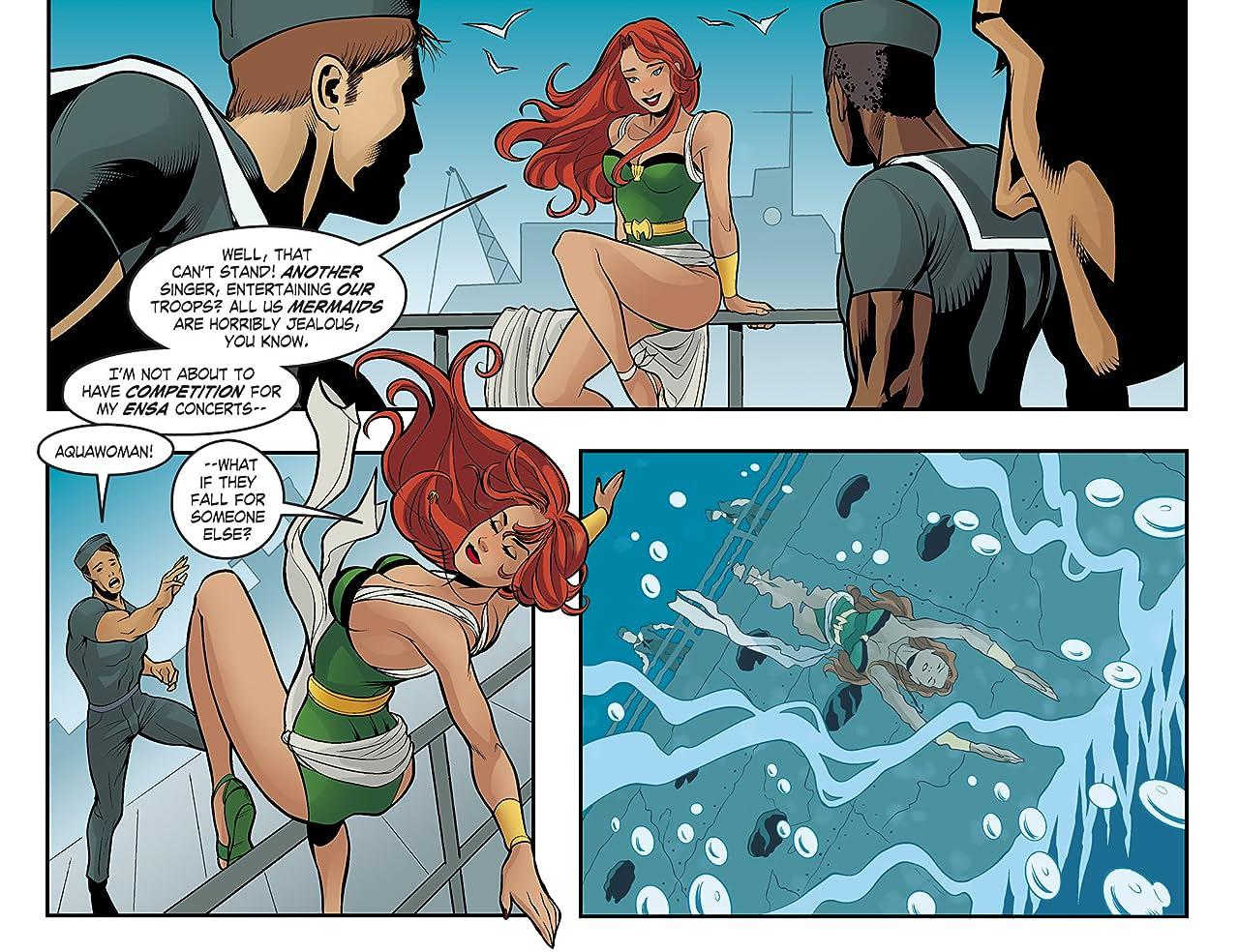 DC Comics: Bombshells (2015-2017) #24
