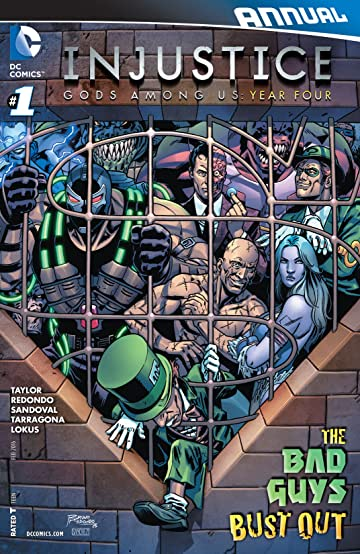 Injustice: Gods Among Us: Year Four (2015): Annual #1