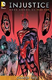 Injustice: Gods Among Us: Year Five (2015-2016) #2