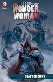 The Legend of Wonder Woman (2015-2016) #8