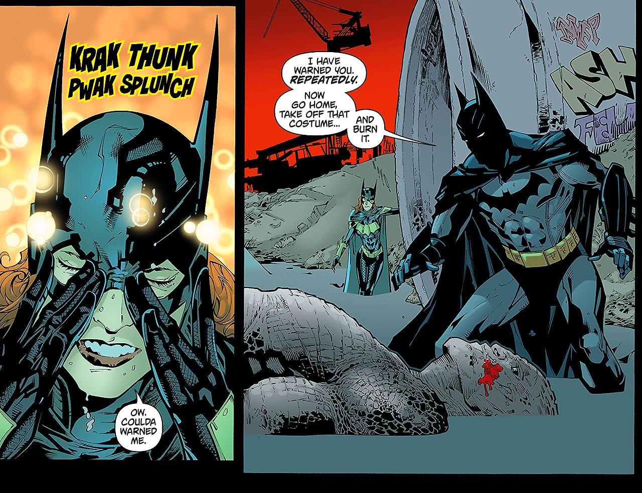 Batman: Arkham Knight (2015-2016): Batgirl & Harley Quinn Special #1