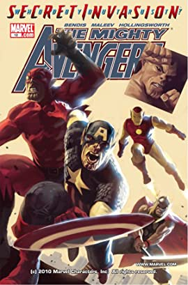 Mighty Avengers (2007-2010) #12