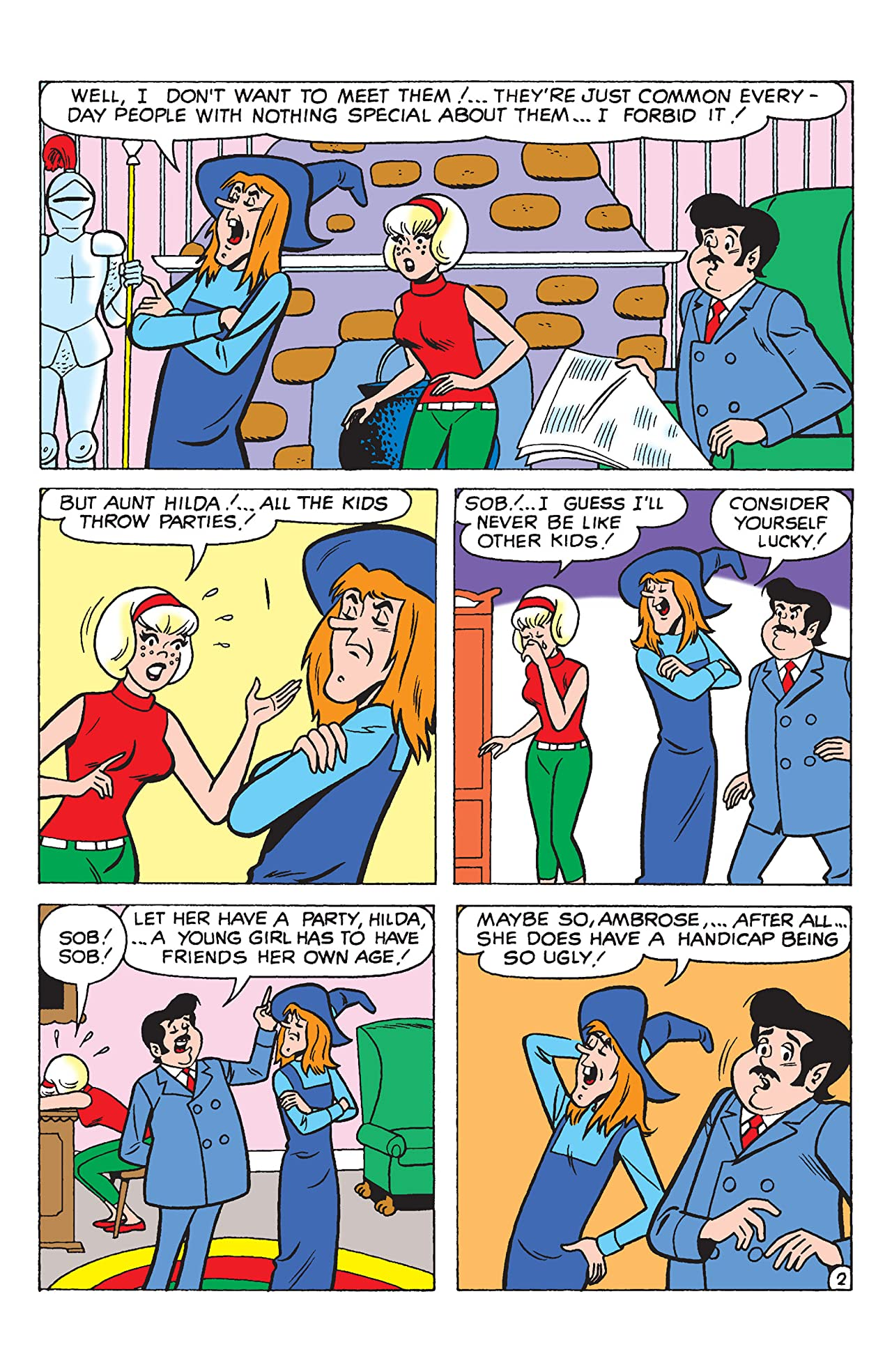 Archie 75 Series #6: Archie's TV Laugh-Out