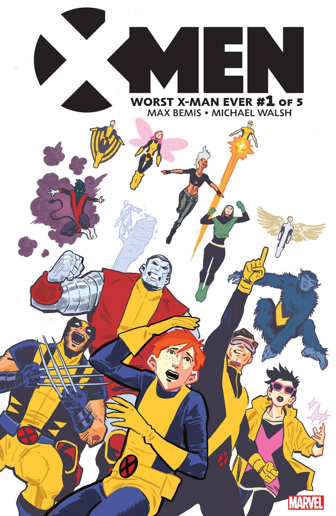 X-Men: Worst X-Man Ever (2016) #1