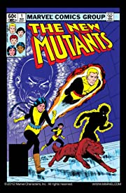 New Mutants (1983-1991) No.1