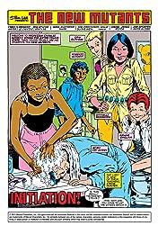New Mutants (1983-1991) #1