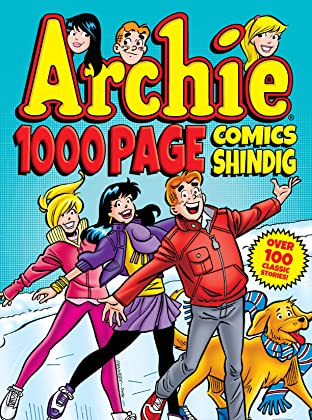 Archie 1000 Page Comics Shindig