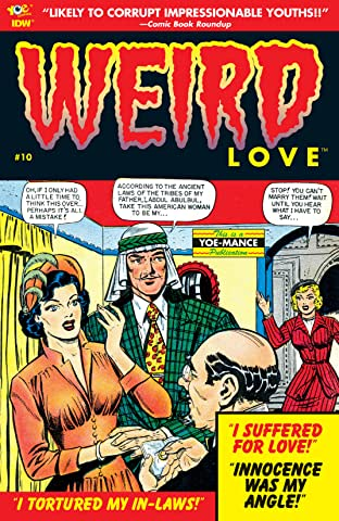 WEIRD Love No.10