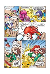 Knuckles the Echidna #11