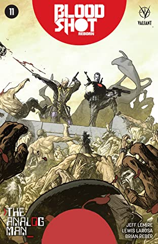 Bloodshot Reborn #11: Digital Exclusives Edition
