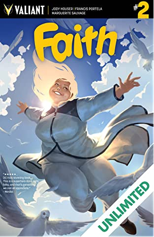 Faith #2: Digital Exclusives Edition