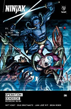 Ninjak (2015- ) #12: Digital Exclusives Edition