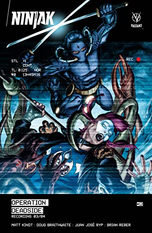 Ninjak (2015- ) No.12: Digital Exclusives Edition