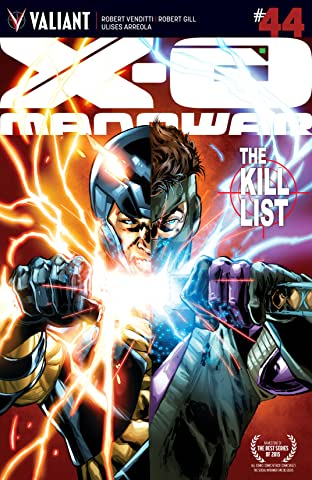 X-O Manowar (2012- ) #44: Digital Exclusives Edition