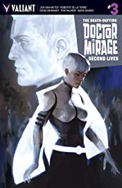 The Death-Defying Dr. Mirage: Second Lives #3: Digital Exclusives Edition