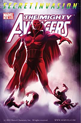 Mighty Avengers (2007-2010) #14