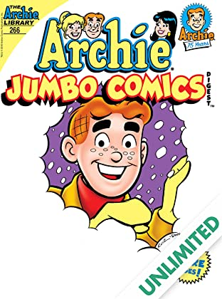Archie Comics Double Digest #266