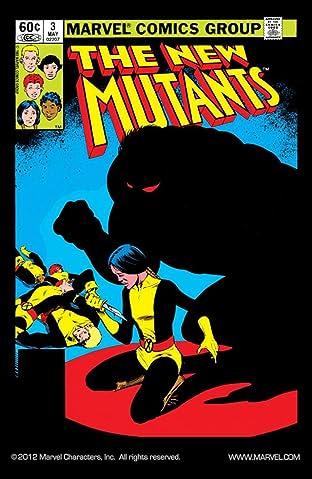 New Mutants (1983-1991) No.3