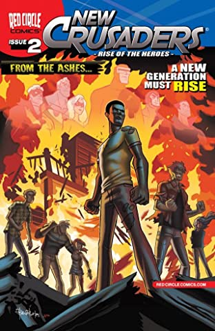 New Crusaders: Rise of the Heroes #2