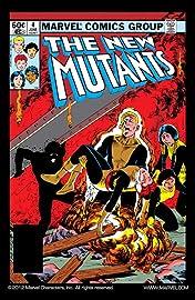 New Mutants (1983-1991) #4
