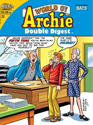 World of Archie Double Digest No.22