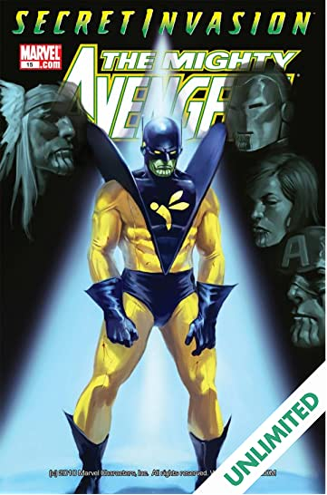 Mighty Avengers (2007-2010) #15