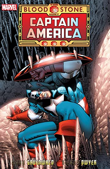 Captain America: The Bloodstone Hunt