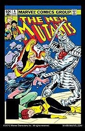 New Mutants (1983-1991) #6