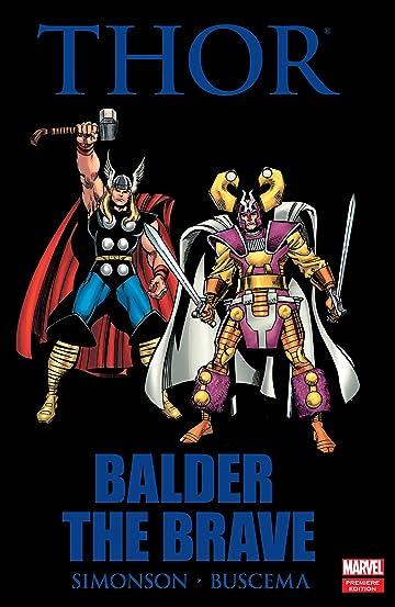 Thor: Balder The Brave
