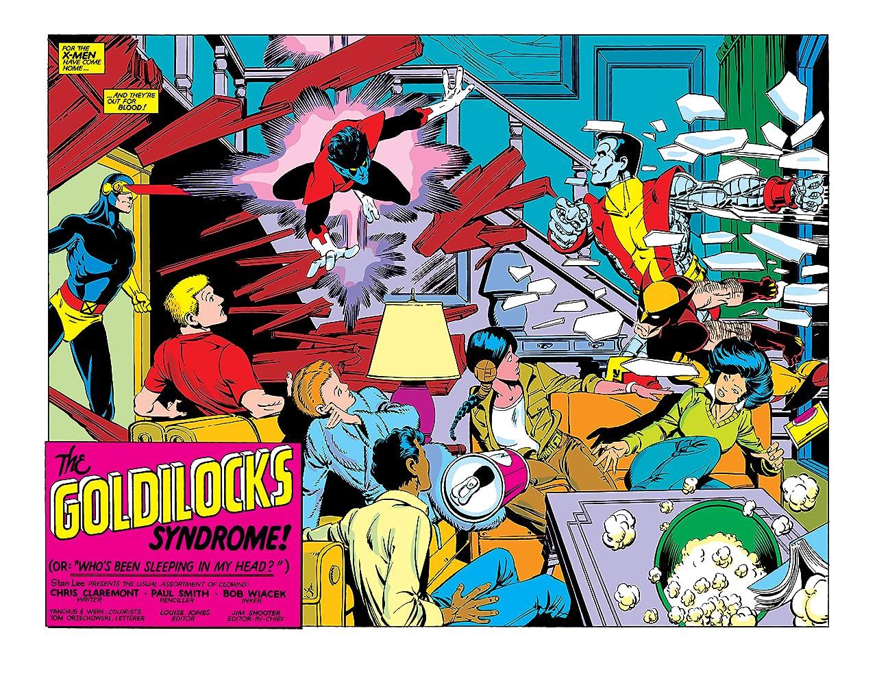 Uncanny X-Men (1963-2011) #167