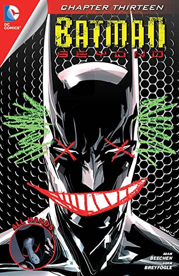 Batman Beyond (2012-2013) #13