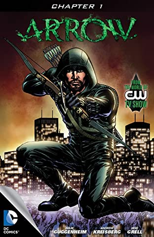 Arrow (2012-2013) No.1