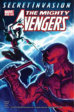 Mighty Avengers (2007-2010) No.16
