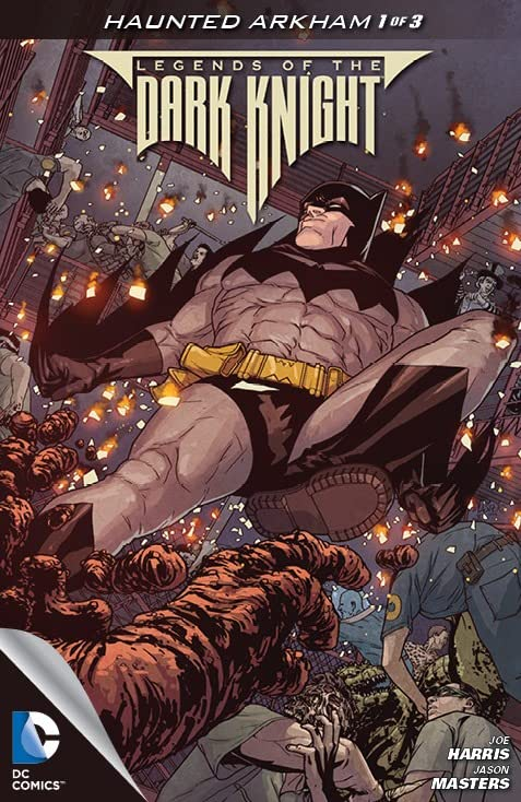 Legends of the Dark Knight (2012-) #19