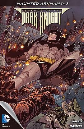 Legends of the Dark Knight (2012-2015) #19