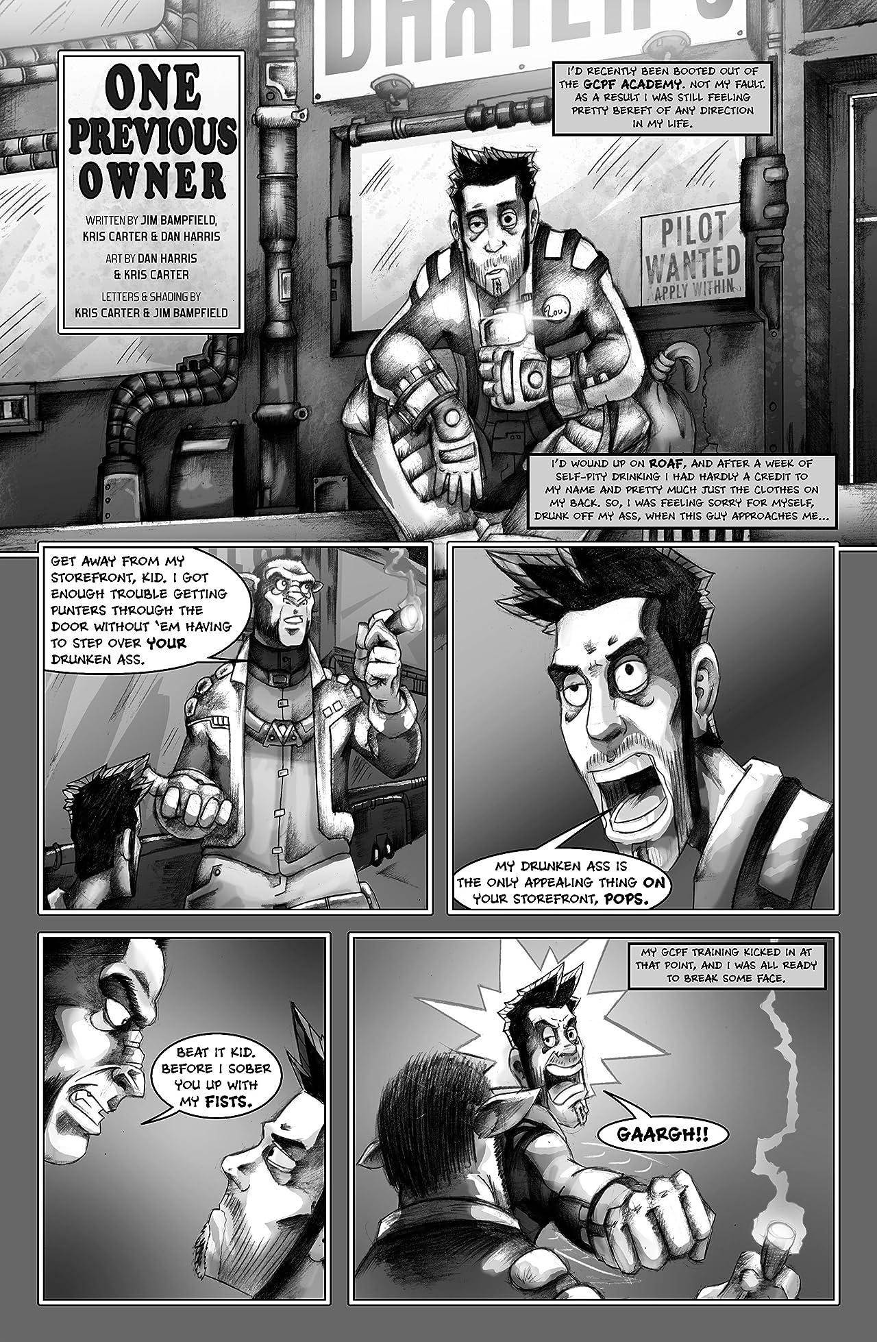 Lou Scannon #3