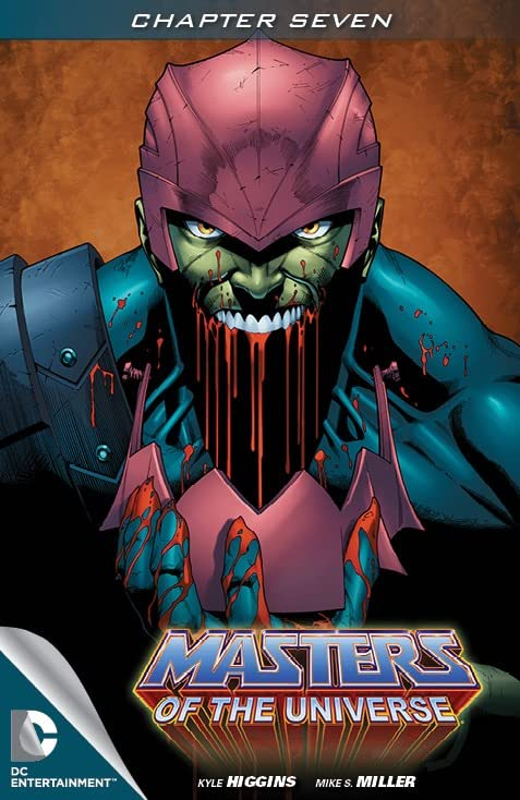 Masters of the Universe #7