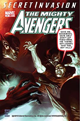Mighty Avengers (2007-2010) #17