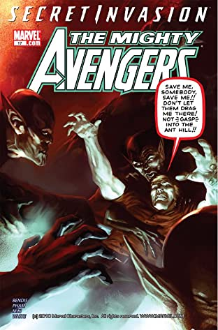 Mighty Avengers (2007-2010) No.17