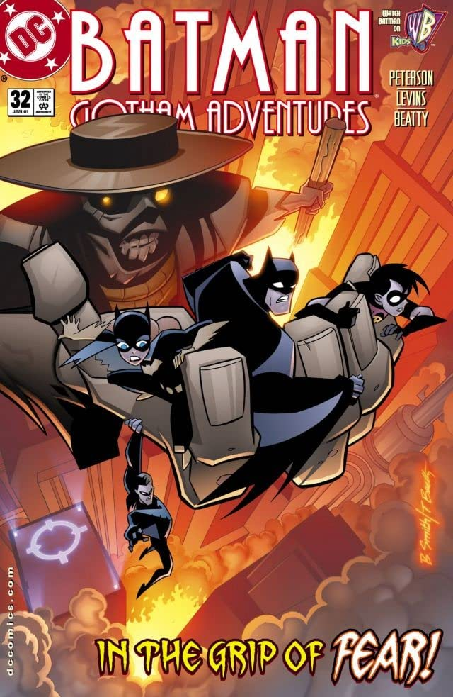 Batman: Gotham Adventures #32