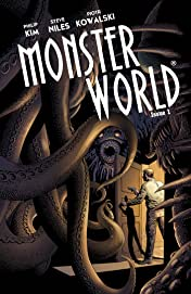 Monster World #1