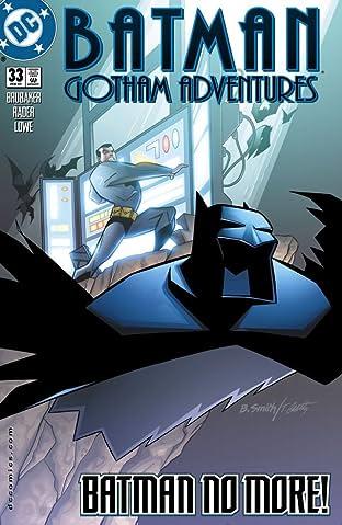 Batman: Gotham Adventures #33