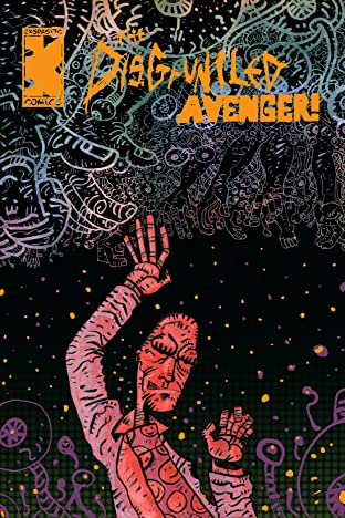 The Disgruntled Avenger #108