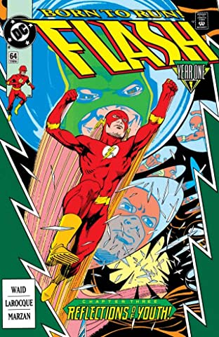 The Flash (1987-2009) #64