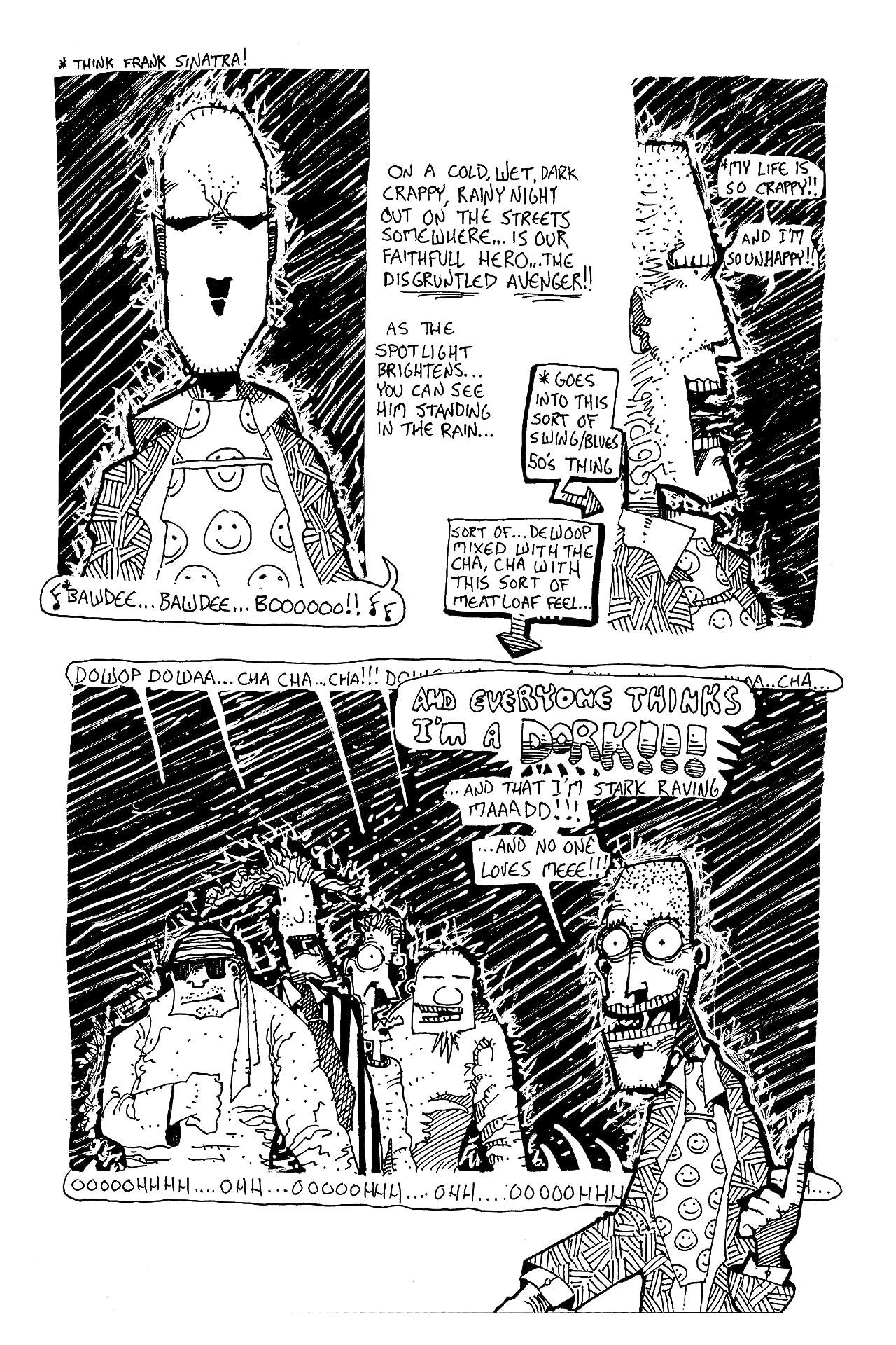The Disgruntled Avenger #8