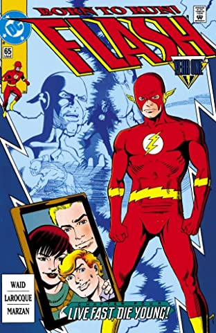 The Flash (1987-2009) #65