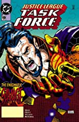 Justice League Task Force (1993-1996) #19