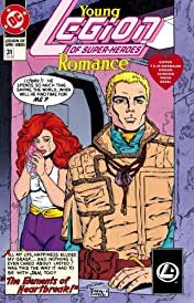 Legion of Super-Heroes (1989-2000) #31